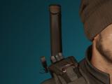 Barrett's Bulletproof Vest