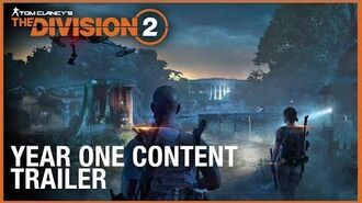 Tom Clancy's The Division 2- Year One Content Trailer - Ubisoft -NA-