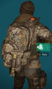 AB bag