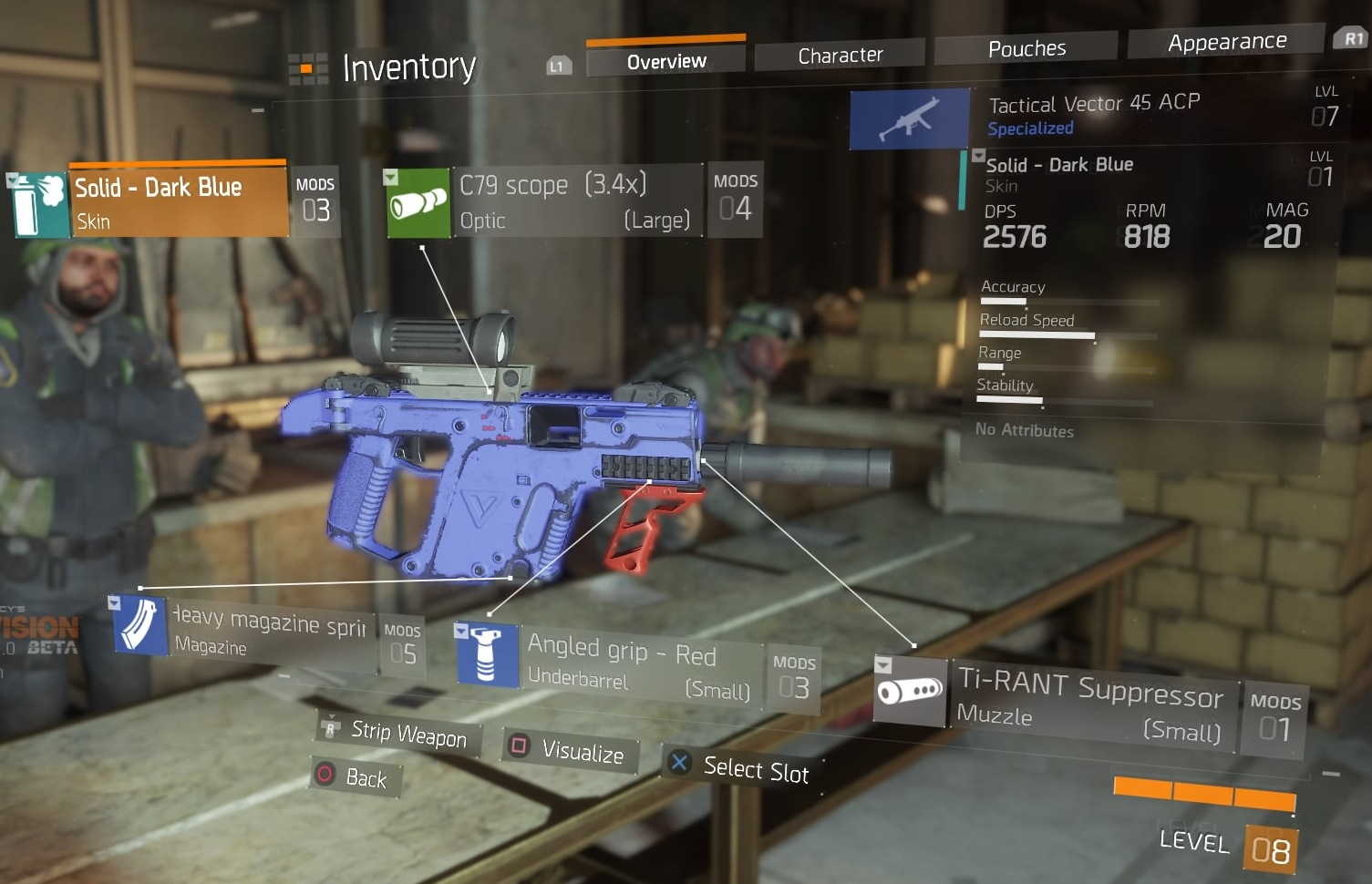Category:Weapon Mods | The Division Wiki | FANDOM powered by