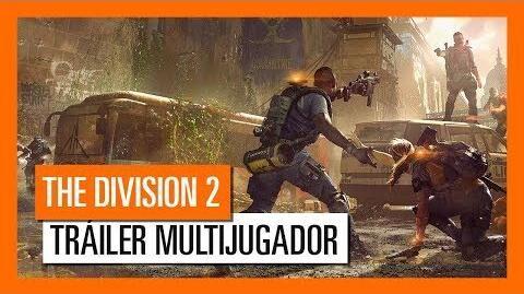 THE DIVISION 2 OFICIAL - TRÁILER MULTIJUGADOR ZONA OSCURA Y CONFLICTO