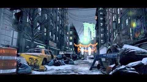 Tom Clancy's The Division -- Snowdrop Next-Gen Engine US