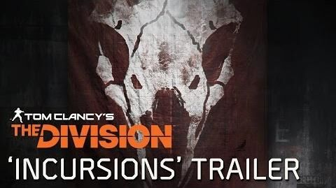 Tom Clancy's The Division - Incursions Trailer ES