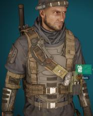 Deadeye vest