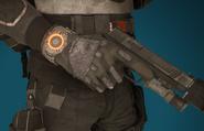 Banshee2 gloves