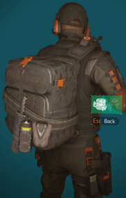 Firecrest backpack