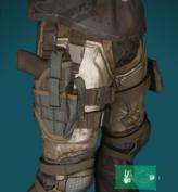 Deadeye2 holster