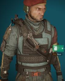 TA2 vest