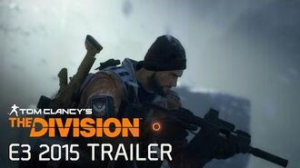 Tom Clancy's The Division Official E3 2015 Trailer UK