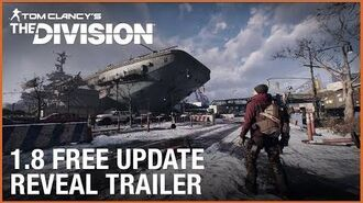 Tom Clancy's The Division® 1.8 Free Update - Resistance Reveal Ubisoft US