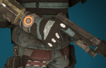 TA2 gloves
