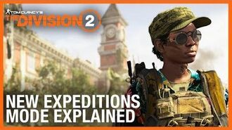 Tom Clancy's The Division 2 New Expeditions Mode Explained Ubisoft NA