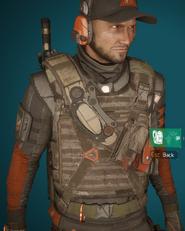 Firecrest2 vest