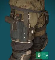 Reclaimer2 holster