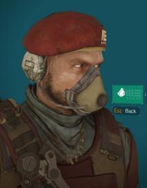 TA mask