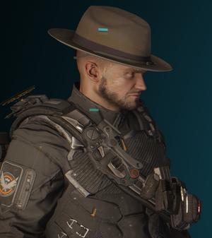 Trooper Hat