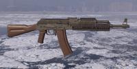 Military AK47M