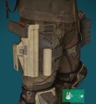 Nomad2 holster