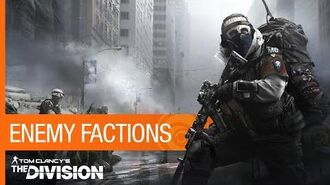 Tom Clancy's The Division - Enemy Factions US