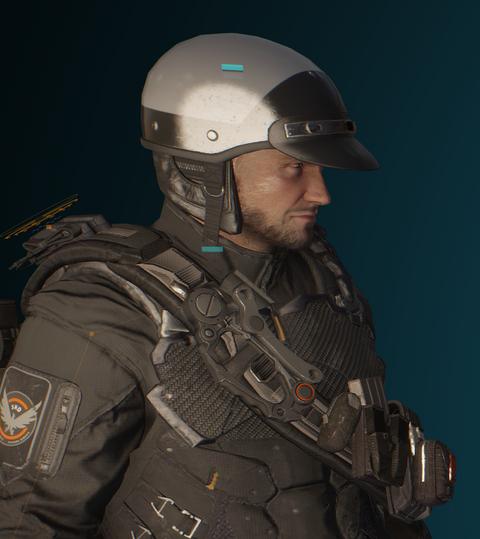 File:Motorcycle Police Helmet.png