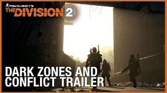 Tom Clancy's The Division 2 Multiplayer Trailer Dark Zones & Conflict Ubisoft NA