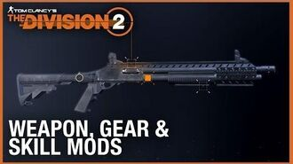 Tom Clancy's The Division 2 Tips & Tricks Weapon, Gear & Skill Mods Ubisoft NA