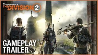 Tom Clancy's The Division 2 E3 2018 Official Gameplay Trailer Ubisoft NA