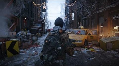 Tom Clancy's The Division - E3 gameplay reveal North America