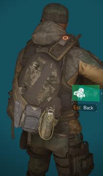 HF Backpack