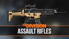 TD Assault Rifles