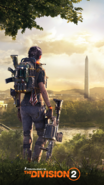 Thedivision2 mobilewallpaper1