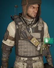 SC vest