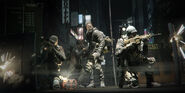 Dark Zone Extraction