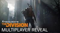 Tom Clancy's The Division Dark Zone Multiplayer Reveal – E3 2015 ES