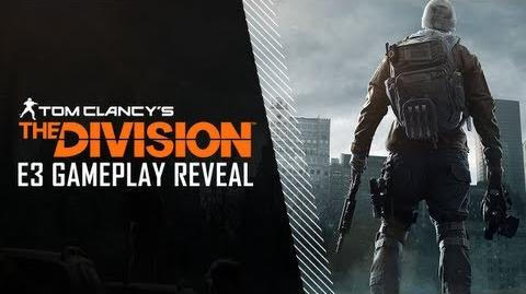 Tom Clancy's The Division E3 Gameplay Reveal (E3 2013 Ubisoft)