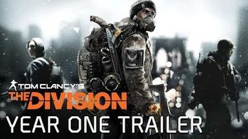Tom Clancy's The Division - Year One Trailer ES-0