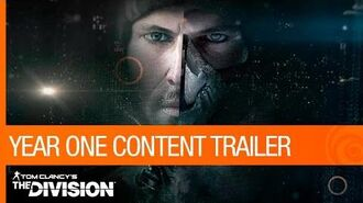 Tom Clancy's The Division - Season Pass and Year One Content Trailer US