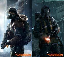 Tom Clancy's The Division Cleaners