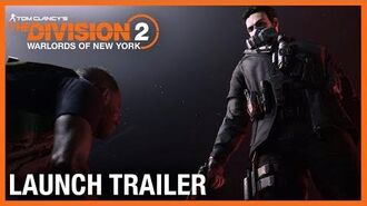 Tom Clancy's The Division 2 Warlords of New York Launch Trailer Ubisoft US