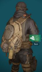 Deadeye backpack