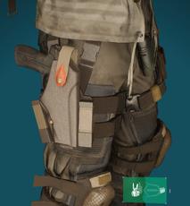 SC2 holster