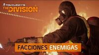Tom Clancy's The Division - Facciones Enemigas ES