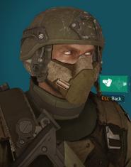 D3-FNC2 mask