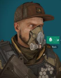 Nomad2 mask