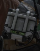 Support Station Bag Attachment