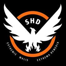 Strategic Homeland Division Wappen