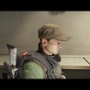 Trendy Military Cap