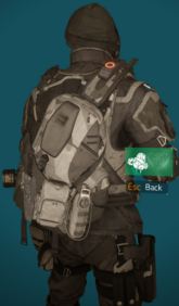 Striker bag