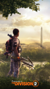 Thedivision2 mobilewallpaper3