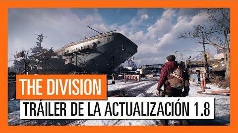 """Tráiler de Actualización gratuita """"Resistencia"""" de Tom Clancy's The Division"""